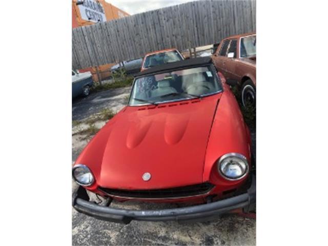 1968 Fiat Convertible (CC-1316061) for sale in Miami, Florida