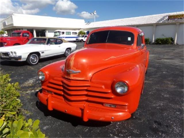1947 Chevrolet Custom (CC-1316067) for sale in Miami, Florida