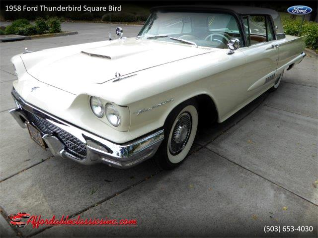 1958 Ford Thunderbird (CC-1316101) for sale in Gladstone, Oregon