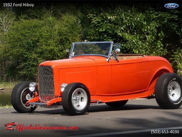 1932 Ford Highboy (CC-1316110) for sale in Gladstone, Oregon