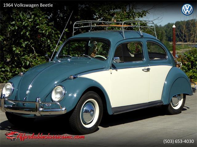 1964 Volkswagen Beetle (CC-1316114) for sale in Gladstone, Oregon