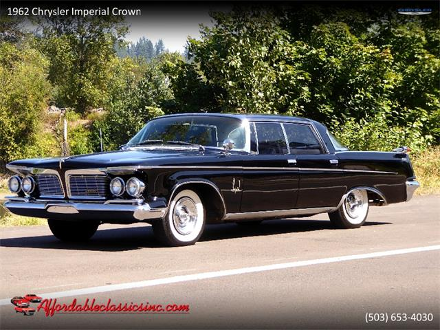 1962 Chrysler Imperial Crown (CC-1316123) for sale in Gladstone, Oregon