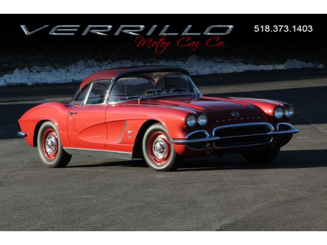 1962 Chevrolet Corvette (CC-1316126) for sale in Clifton Park, New York
