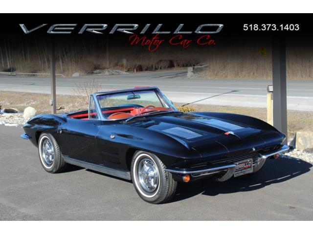 1963 Chevrolet Corvette (CC-1316130) for sale in Clifton Park, New York