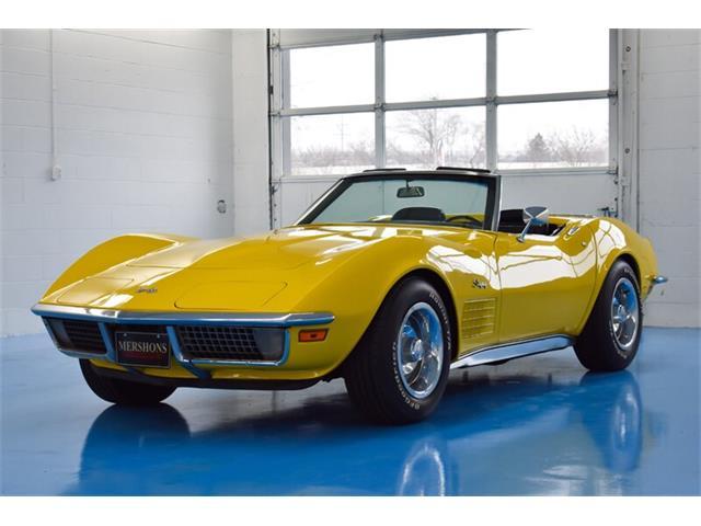 1971 Chevrolet Corvette (CC-1316136) for sale in Springfield, Ohio