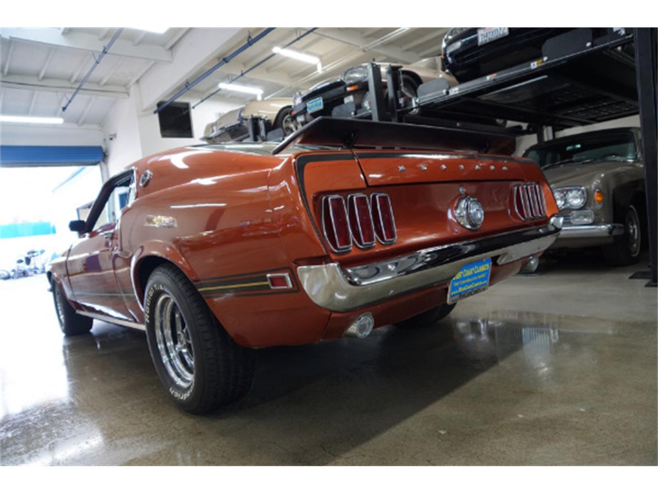 1969 Ford Mustang Mach 1 (CC-1316137) for sale in Torrance, California