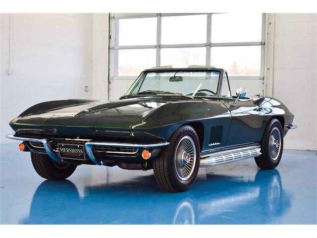 1967 Chevrolet Corvette (CC-1316138) for sale in Springfield, Ohio