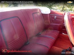 1967 Chevrolet Camaro RS/SS (CC-1316149) for sale in Gladstone, Oregon