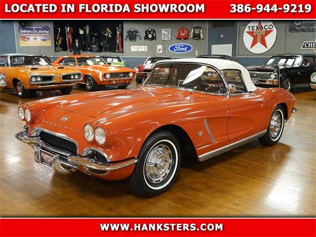 1962 Chevrolet Corvette (CC-1310615) for sale in Homer City, Pennsylvania