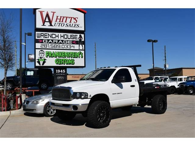 2003 Dodge Ram 2500 (CC-1316172) for sale in Houston, Texas