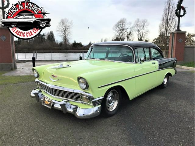 1956 Chevrolet Delray (CC-1316174) for sale in Mount Vernon, Washington