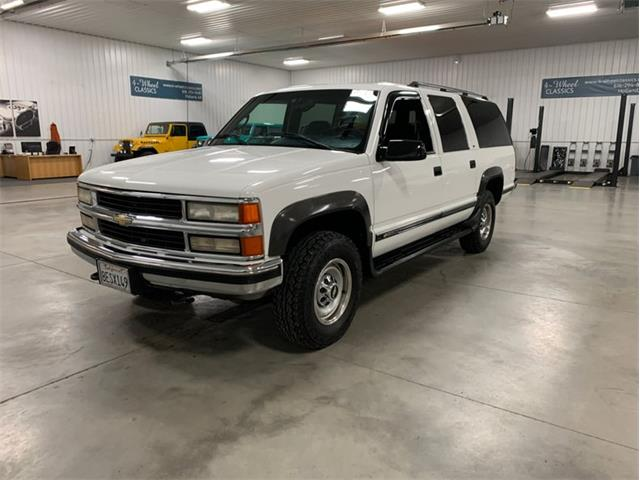 1996 Chevrolet Suburban (CC-1316175) for sale in Holland , Michigan