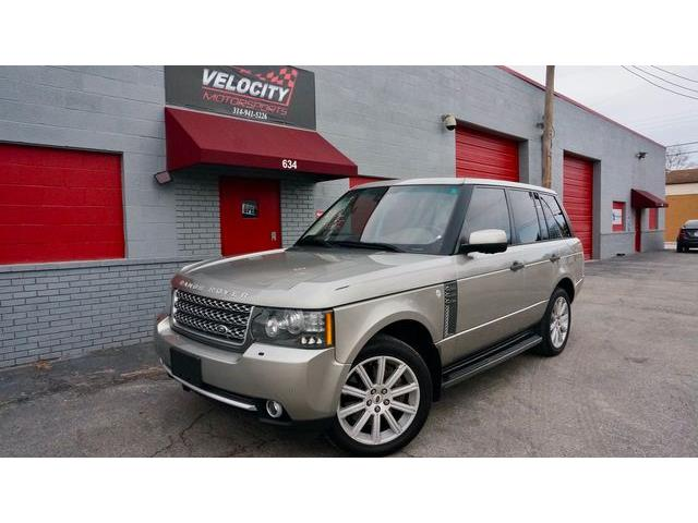 2010 Land Rover Range Rover (CC-1316179) for sale in Valley Park, Missouri