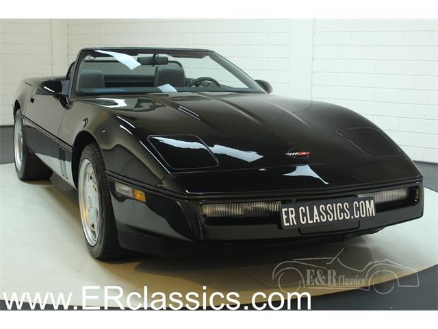 1986 Chevrolet Corvette (CC-1316182) for sale in Waalwijk, Noord-Brabant