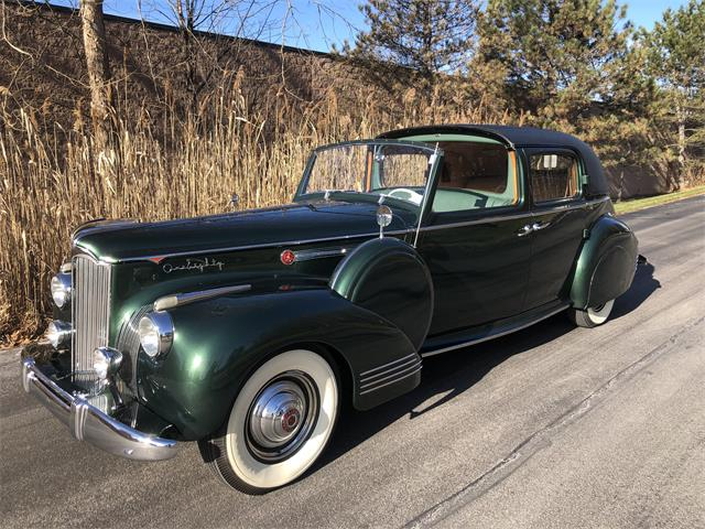 1941 Packard Super Eight (CC-1316186) for sale in Solon, Ohio