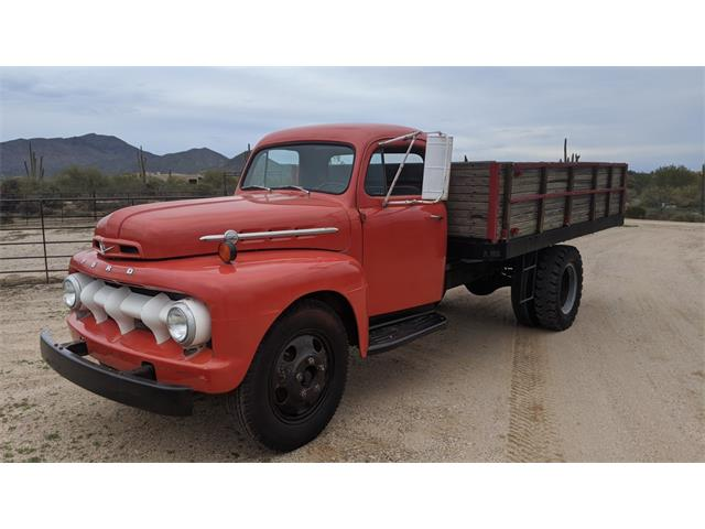 1951 Ford F6 (CC-1316187) for sale in Cave Creek, Arizona