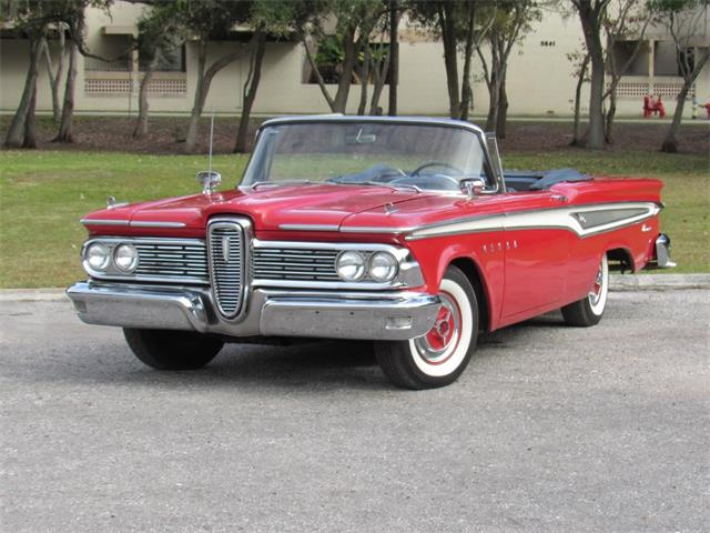 1959 Edsel Corsair (CC-1316191) for sale in Sarasota, Florida