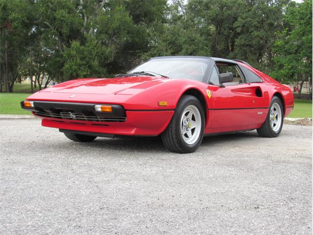 1981 Ferrari 308 GTSI (CC-1316197) for sale in Sarasota, Florida