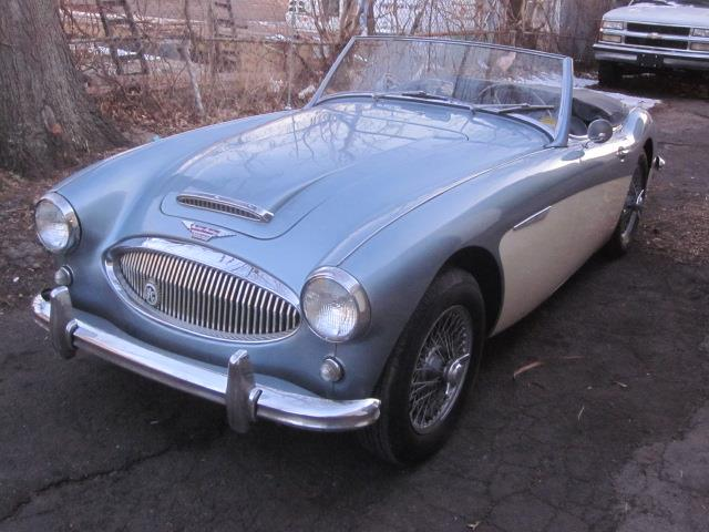 1962 Austin-Healey 3000 Mark II (CC-1316216) for sale in Stratford, Connecticut