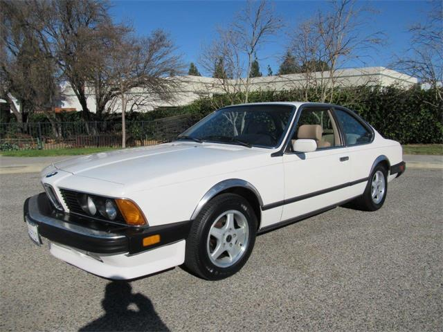 1987 BMW L6 (CC-1316221) for sale in SIMI VALLEY, California
