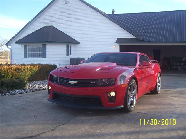 2011 Chevrolet Camaro SS (CC-1316227) for sale in Sallisaw, Oklahoma