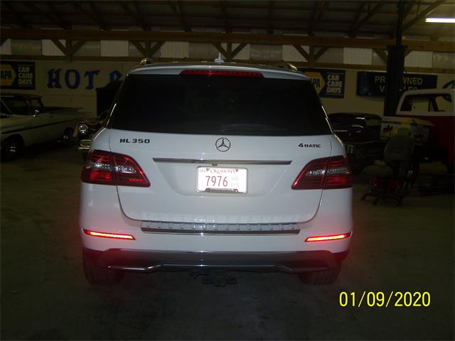 2014 Mercedes-Benz ML350 (CC-1316232) for sale in Sallisaw, Oklahoma