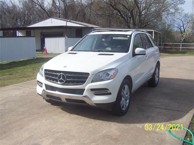 2013 Mercedes-Benz ML350 (CC-1316232) for sale in Sallisaw, Oklahoma