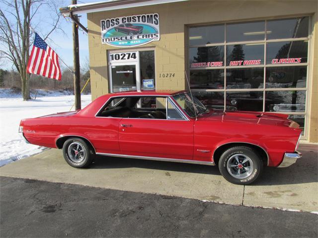 1965 Pontiac LeMans (CC-1316239) for sale in Goodrich, Michigan