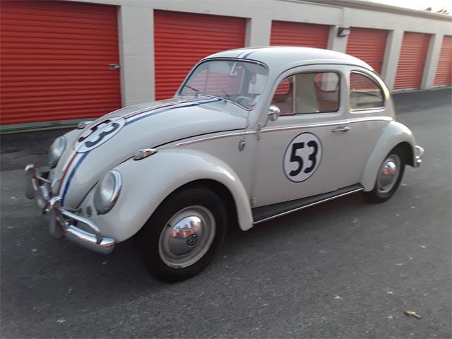 1963 Volkswagen Beetle (CC-1316240) for sale in Manchester, Missouri