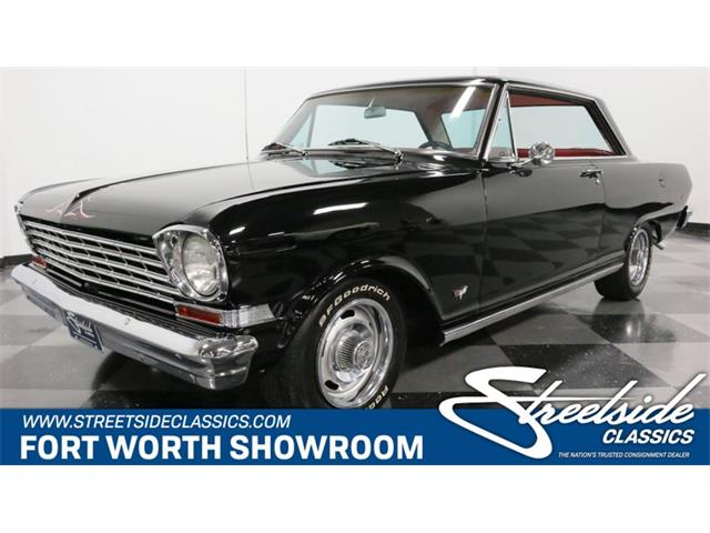 1962 Chevrolet Chevy II (CC-1316243) for sale in Ft Worth, Texas