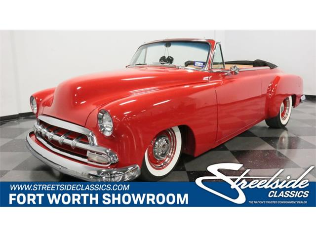 1952 Chevrolet Styleline (CC-1316245) for sale in Ft Worth, Texas