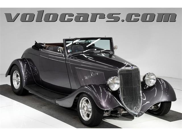 1934 Ford Custom (CC-1316252) for sale in Volo, Illinois