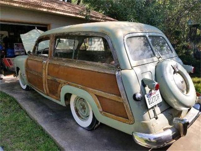 1950 Ford Woody Wagon (CC-1316267) for sale in West Pittston, Pennsylvania