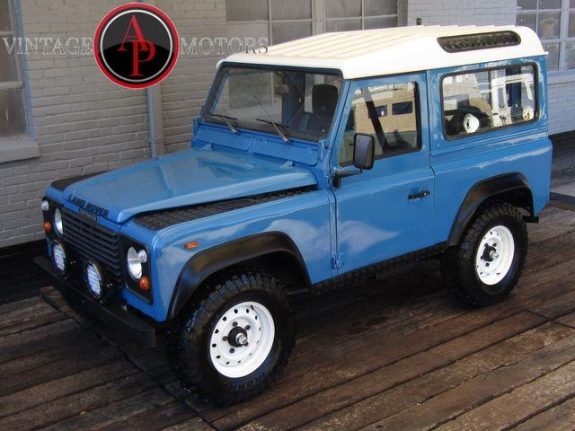 1987 Land Rover Defender (CC-1316270) for sale in Statesville, North Carolina