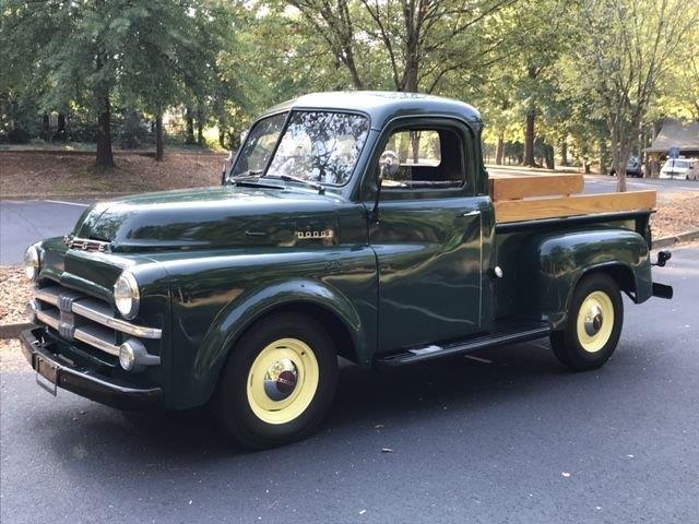 1953 Dodge Pickup (CC-1316273) for sale in Greensboro, North Carolina