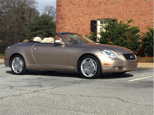 2002 Lexus SC430 (CC-1316279) for sale in Greensboro, North Carolina