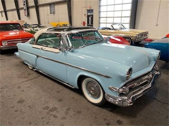 1954 Ford Victoria (CC-1316284) for sale in Greensboro, North Carolina