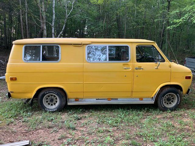 1977 Chevrolet Van (CC-1310063) for sale in Cadillac, Michigan