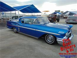 1958 Chevrolet Impala (CC-1310630) for sale in Lake Havasu, Arizona