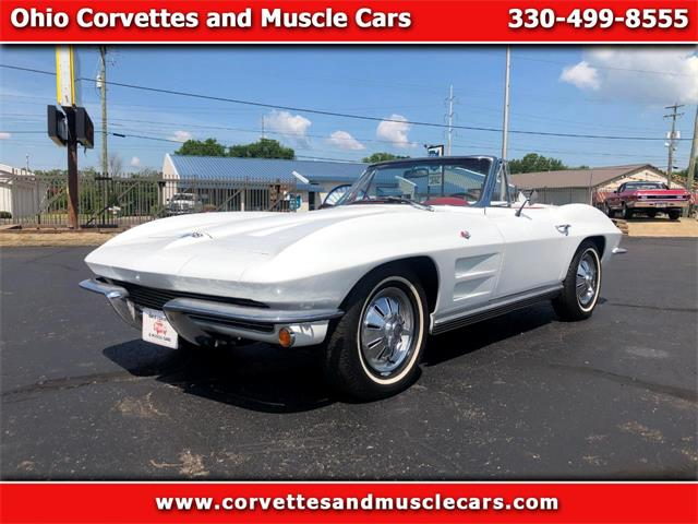 1964 Chevrolet Corvette (CC-1316307) for sale in North Canton, Ohio