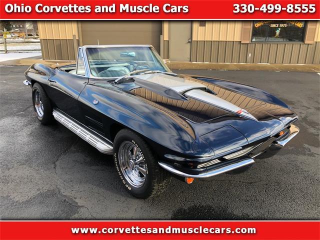 1964 Chevrolet Corvette (CC-1316311) for sale in North Canton, Ohio