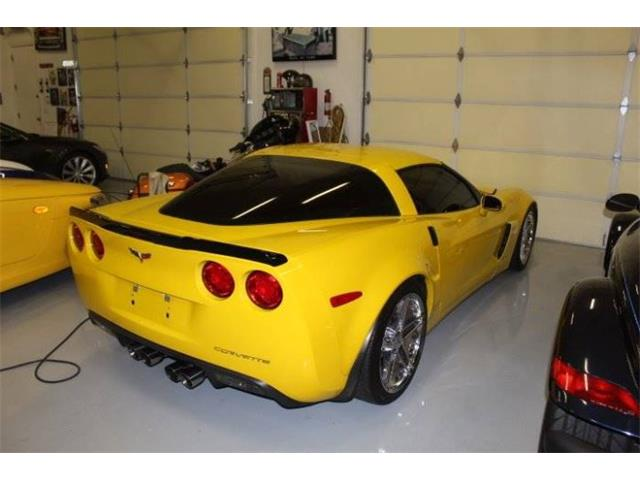 2008 Chevrolet Corvette (CC-1316313) for sale in Cadillac, Michigan
