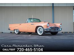 1957 Ford Thunderbird (CC-1310633) for sale in Englewood, Colorado