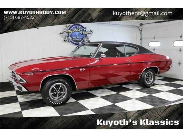 1969 Chevrolet Chevelle (CC-1316330) for sale in Stratford, Wisconsin