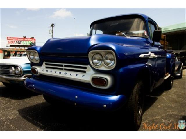 1958 Chevrolet Pickup (CC-1316333) for sale in Miami, Florida