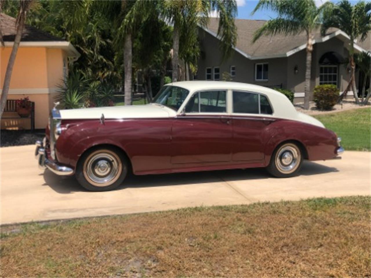 1957 Rolls-Royce Silver Cloud (CC-1316342) for sale in Astoria, New York