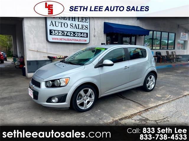 2013 Chevrolet Sonic (CC-1316351) for sale in Tavares, Florida