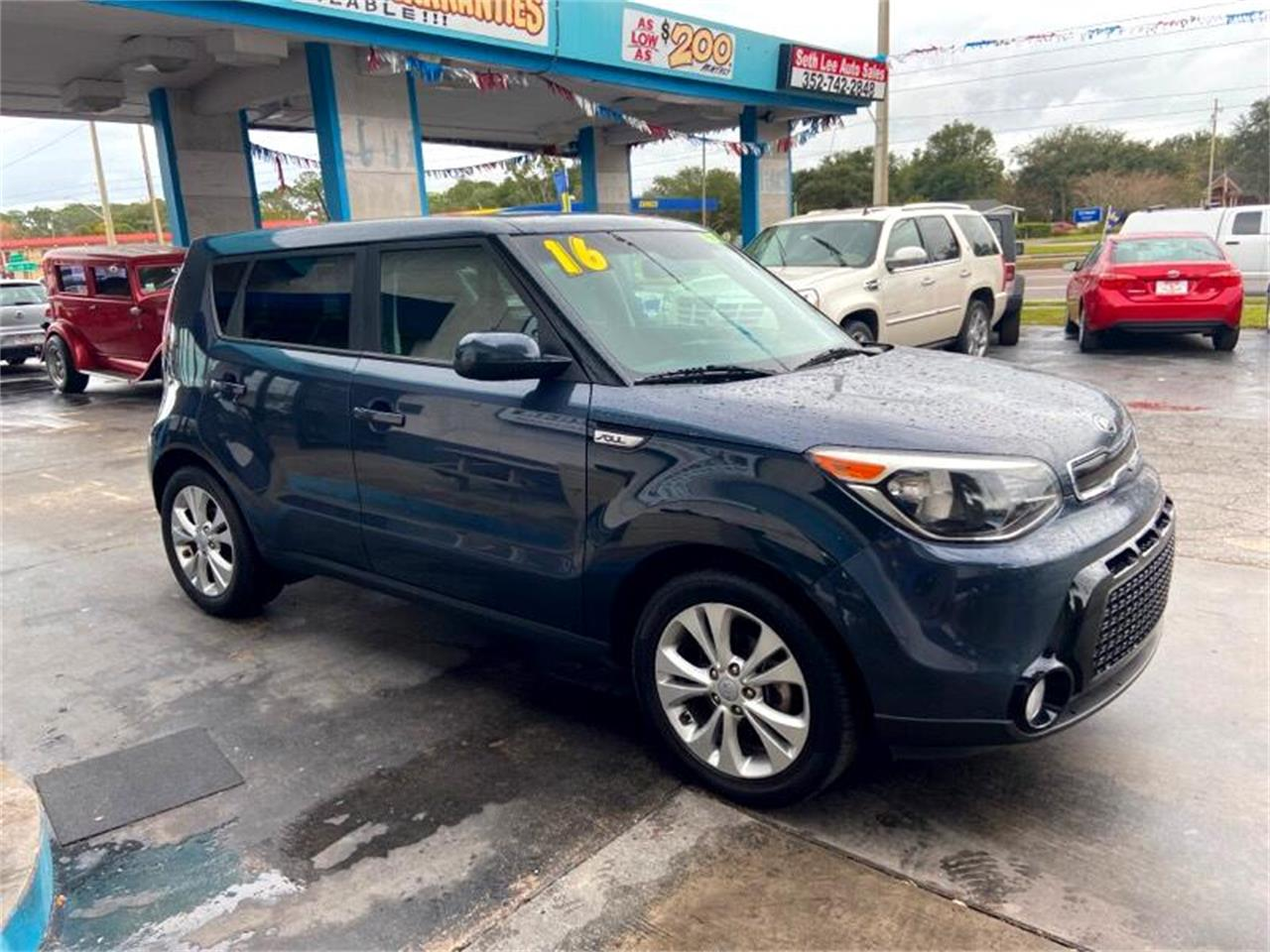 2016 Kia Soul (CC-1316354) for sale in Tavares, Florida