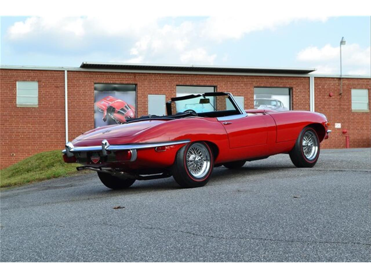 1971 Jaguar XKE (CC-1316357) for sale in Hickory, North Carolina