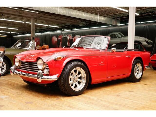 1966 Triumph TR4 (CC-1316359) for sale in Hickory, North Carolina